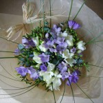 All Freesia Hand Tied