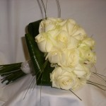 Brides Hand Tied All Akito Roses