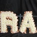 GRAN in letters