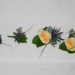 Groom and Groomsmans Buttonholes